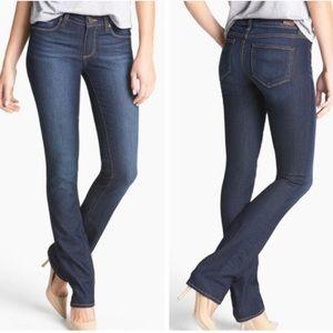 Paige Skyline Straight Leg Jean